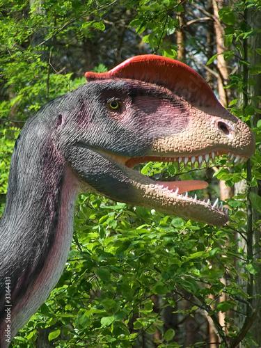 dilofozaur (dilophosaurus wetherilli)