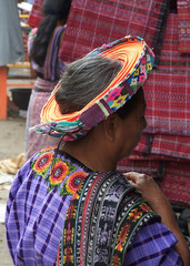 woman of guatemala