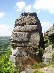 froggat edge - peak district