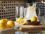 homemade lemonade poster