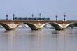 bordeaux tramway pont de pierre