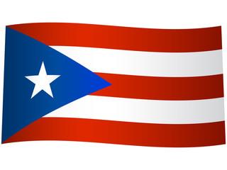 drapeau portoricain