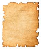 old damaged paper poster