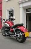 british motorbike poster