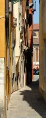 Venezia: Calle Stretta