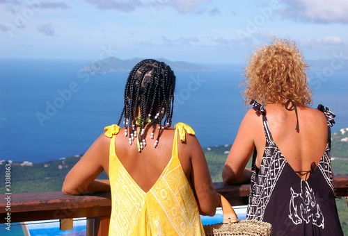 st.thomas tourists