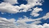 brilliant cloudscape poster
