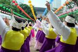 danse coréenne poster
