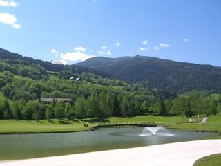 golfcourse in austria