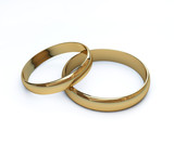 2 wedding rings