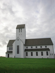 church at skalholt