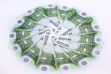 euro in fan
