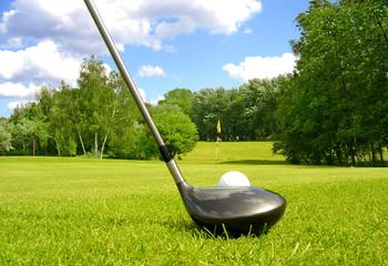 golf sport de balle
