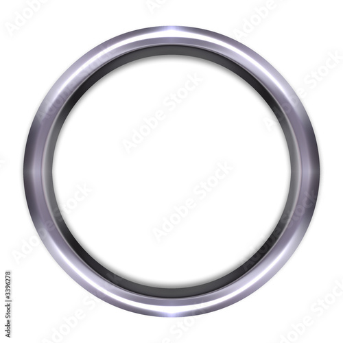 metallic ring - 3396278