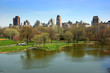 turtle pond, central park, new york