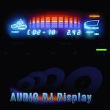 audio dj display poster
