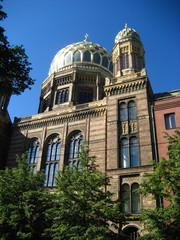 jüdische synagoge in berlin