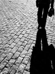 andar na sombra