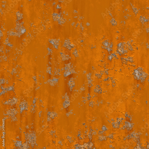 poster of rustic metal surface