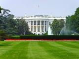 the white house washington dc...