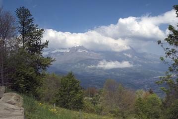 mont blanc & chamonix