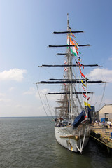 tarangini, training vessel of indian navy