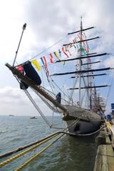 tarangini, training vessel for indian navy