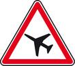 danger aerien