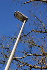 lampadaire urbain