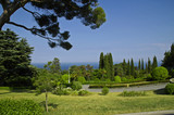palastgarten von livadija - 3421425