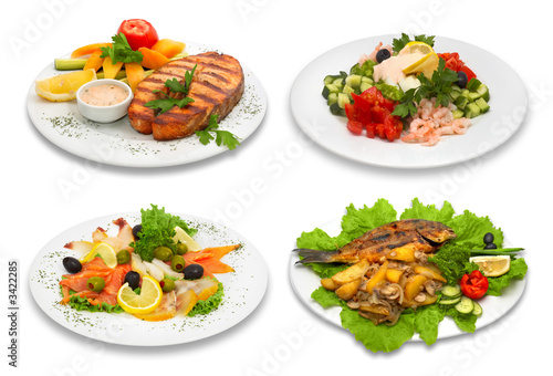 4 dania rybne
