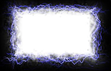 white lightning box
