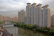 modern shanghai buildings