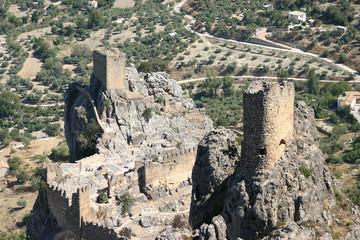 dos ruinas paralelas