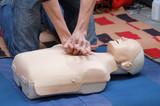 resuscitation demonstration poster