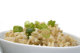 whole grain rice poster