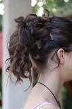 coiffure et boucles poster