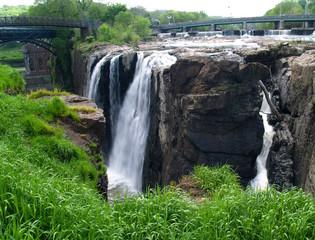 waterfalls-great falls,paterson,nj