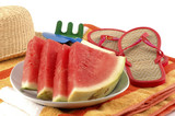 watermelon treat poster