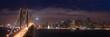 Fototapeta Panoramiczny - Krajobraz miasta - Widok Miejski