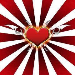 cuore - sfondo