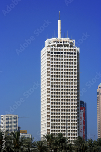 Aluminium Dubai world trade centre, dubai