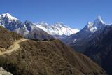 mount everest 8848 meter – nepal