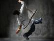roleta: falling breakdancer
