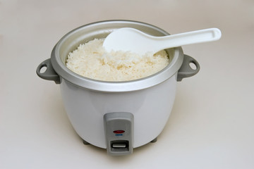 scoop of rice