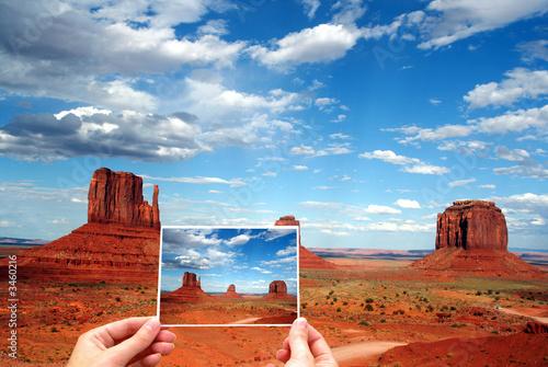 Leinwanddruck Bild the mittens cliché