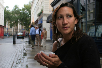 coffee break in london