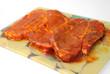 schweine - steak(holzfäller steak)eingelegt-mar 4