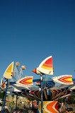carnival rides poster