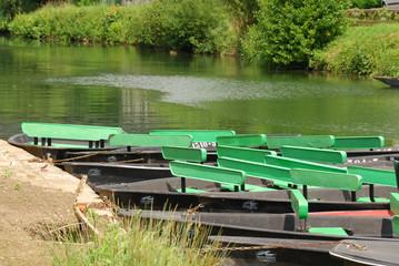 barques du marais poitevin